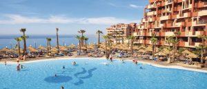 Op vakantie naar Spanje