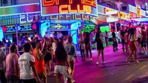 Clubs en discotheken op Mallorca