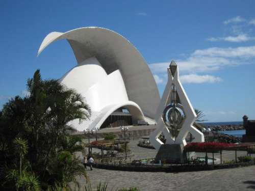 Auditorio Santa Cruz de Tenerife