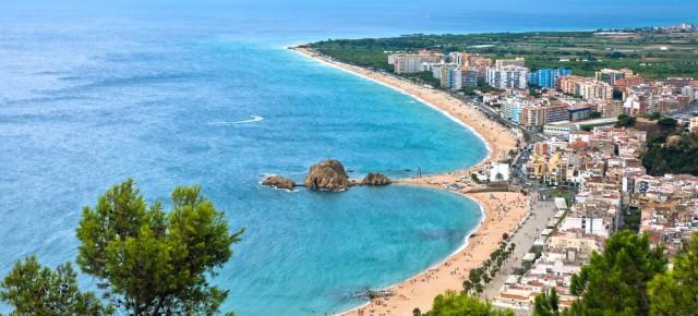 Vakantie blanes informatie tips europa for Oficina de treball blanes