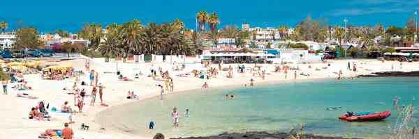 Strand Corralejo