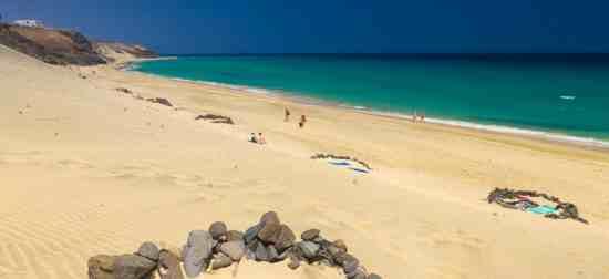Esquinzo strand Fuerteventura