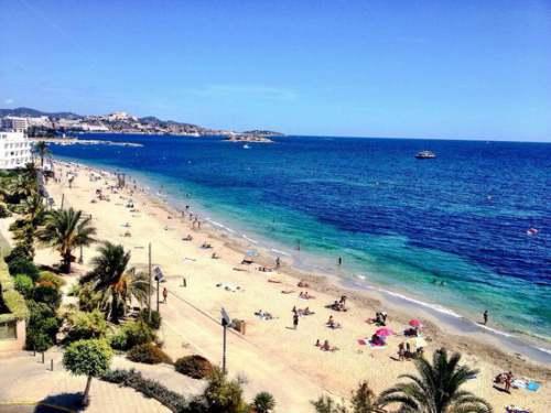 stranden Ibiza