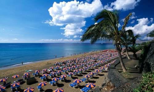 Puerto del Carmen strand