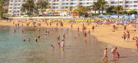 Puerto Rico stranden