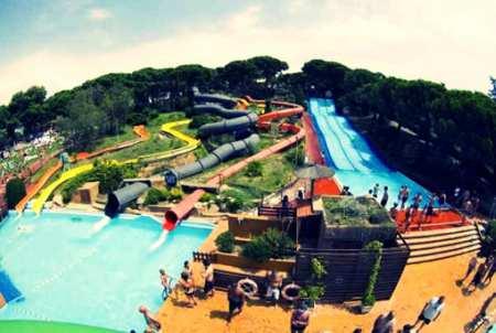 Platja d'Aro waterpark
