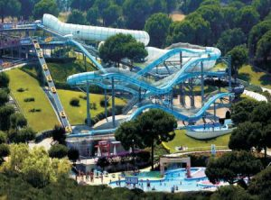 Waterpark in Lloret de Mar