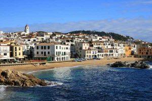 Calella Spanje