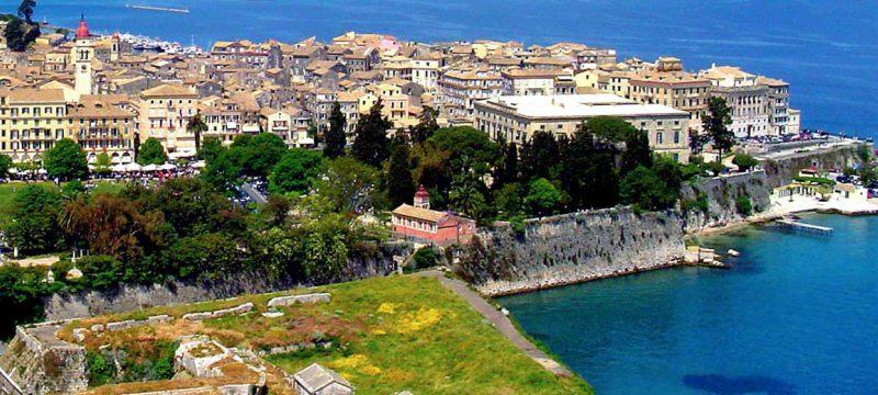 Vakanties Corfu