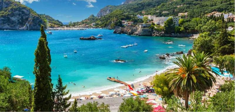 Griekenland Corfu