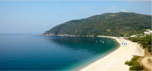 Stranden van Epirus