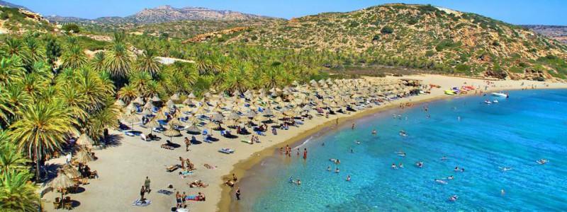 Stranden Kreta
