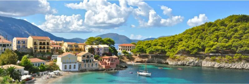 Vakantie naar Samos Griekenland
