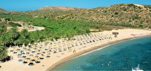 Stranden Malia vakantie