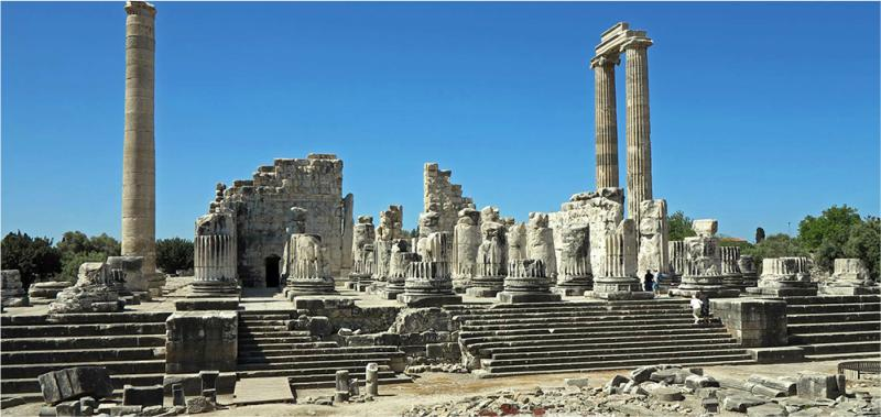 opgravingen van Didyma