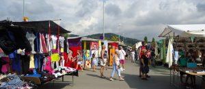 Markt in Malgrat de Mar