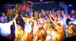 uitgaan rhodos - bed nightclub faliraki
