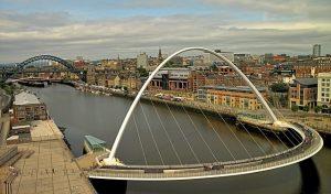 Newcastle bruggen
