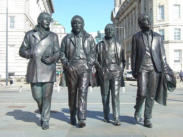 The Beatles standbeeld