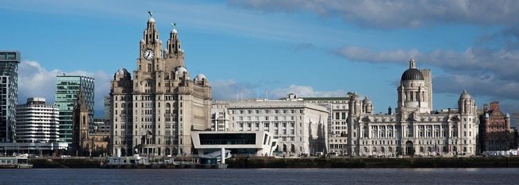 Stedentrip naar Liverpool