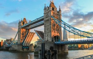 De Tower Bridge Londen