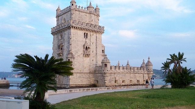 Belém in Lissabon