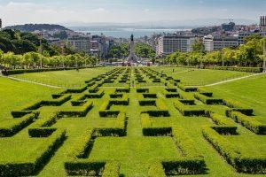 Botanische tuinen Lissabon