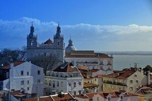 Bezienswaardigheden: Castelo de saõ Jorge