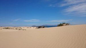Stranden van Corralejo