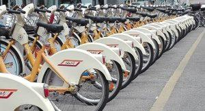 Milaan fietstocht maken