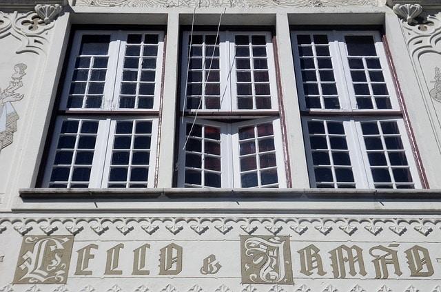 Boekenwinkel Lello in Porto