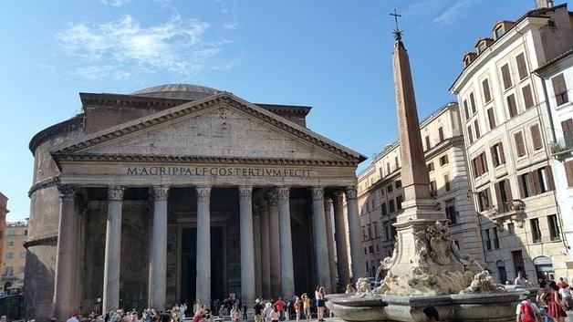 Bezienswaardigheden: Pantheon