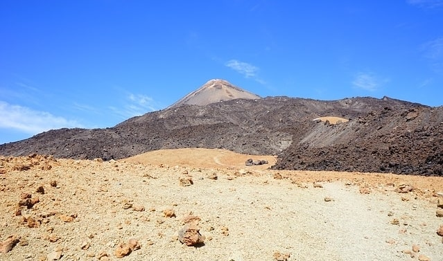 Pico del Teide op Tenerife