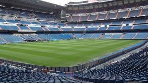 Bezienswaardigheden Real Madrid stadion