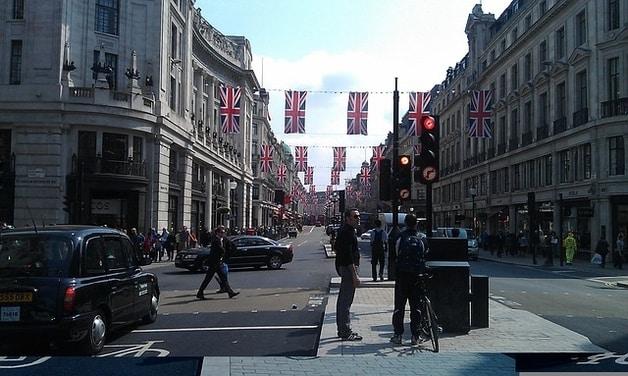 Londen Regent Street