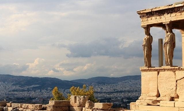 Athene in Griekenland