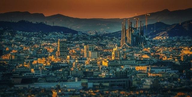 Mooiste stad Europa: Barcelona