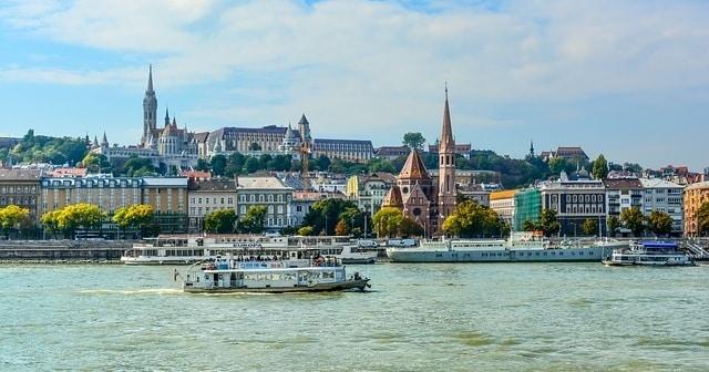 Ontdek Boedapest in Hongarije