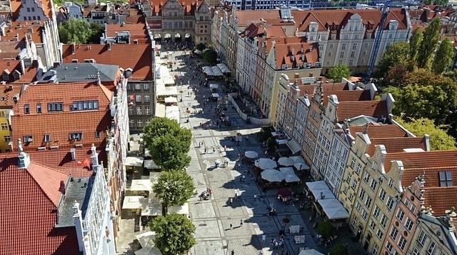 Ontdek Gdańsk in Polen