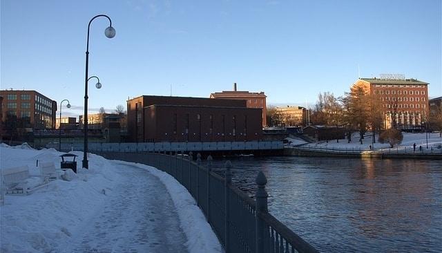 Ontdek de stad Tampere in Fland