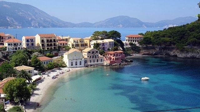 Een vakantie Kefalonia Griekenland