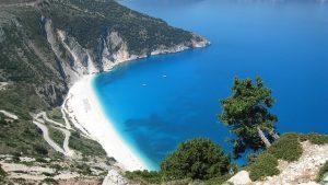 Kefalonia strand Myrtos