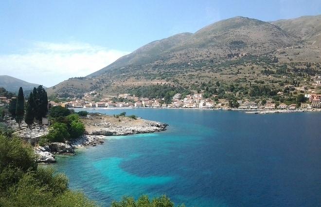 Hoofdstad: Argostoli Kefalonia