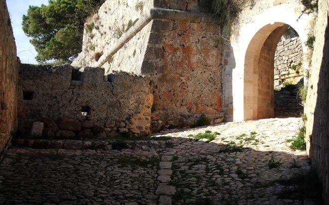 Bezienswaardigheden Kefalonia: kasteel van Agios Georgios