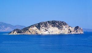 Marathonisi stranden Zakynthos