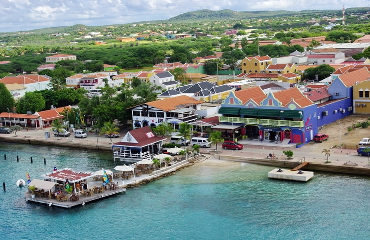 Bonaire in december