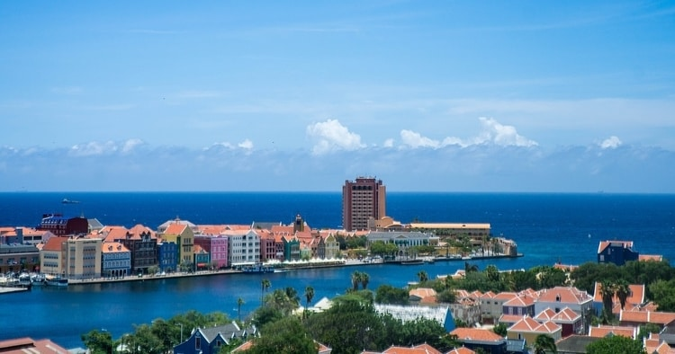 Curaçao in december