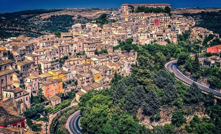 In oktober naar Sicilië Italie