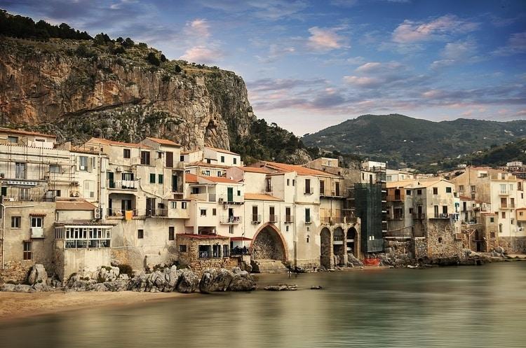 Prachtig Sicilië in Italië