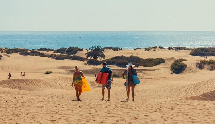 Vakantie naar Gran Canaria in november